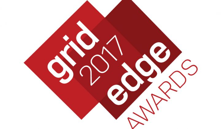 The 2017 Grid Edge Awards: Projects Defining the Future Integrated, Interactive Electric Grid
