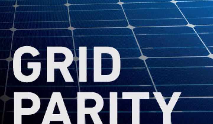 Does Grid Parity Matter?