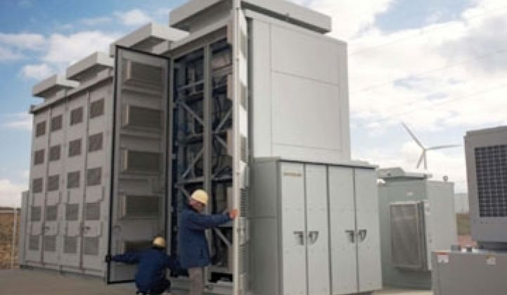 Grid Energy Storage: Big Market, Tough to Tackle