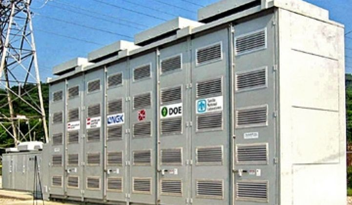 California Sets Terms of Massive Energy Storage Mandate