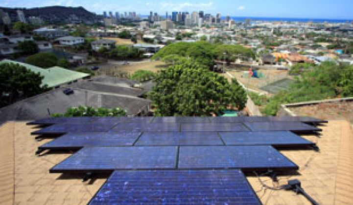 Hawaii Regulators Shut Down HECO's Net Metering Program