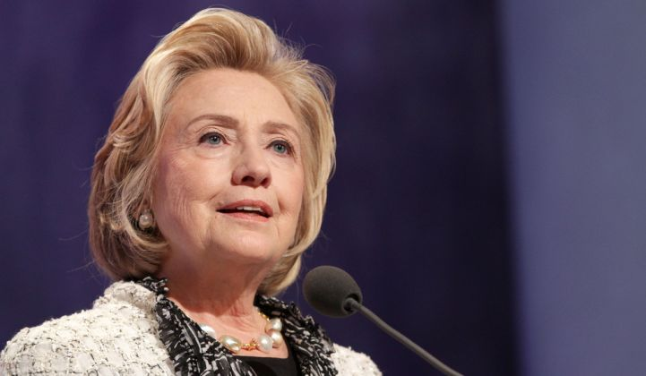 Leaked Clinton Emails Mention Climate Change More Than Obamacare