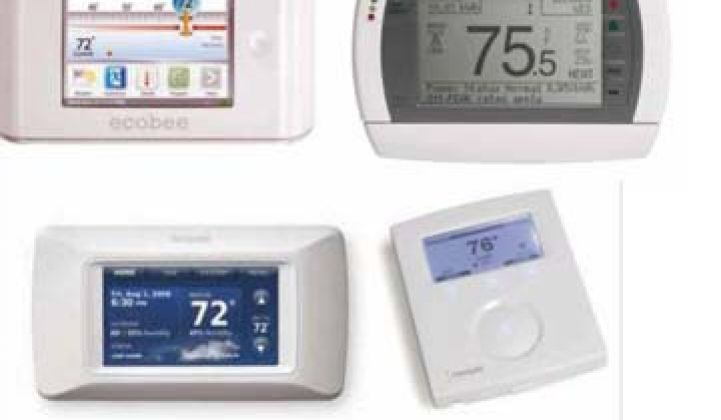 Home Energy Management: 8 Big Trends in 2011