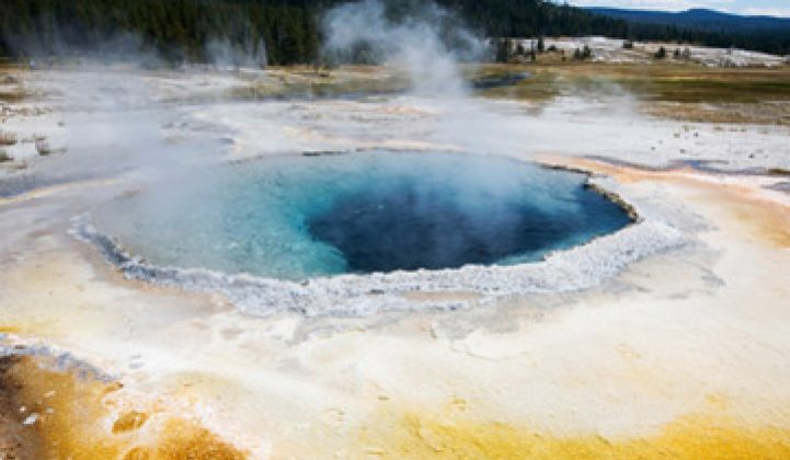 Will We Strike Gold in Geothermal?