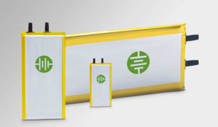 Consumer Battery Technology From a Quiet Startup: Leyden Energy