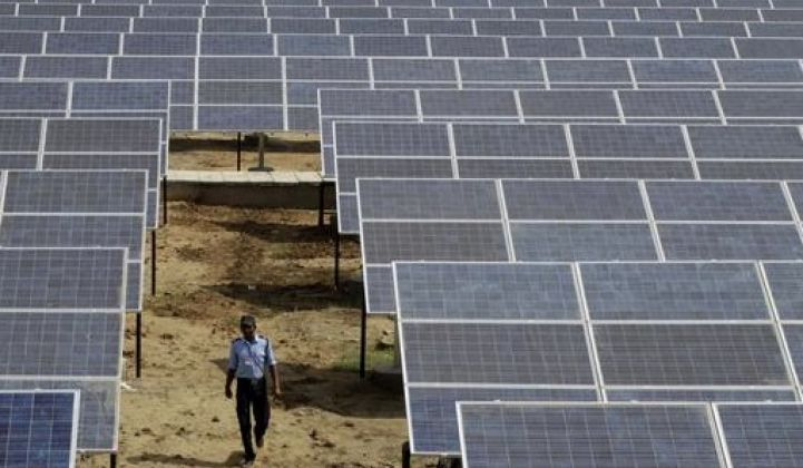 India Issues Annual Targets for 100-Gigawatt Solar Mission