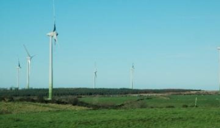Can Ireland Achieve Energy Independence in Green?