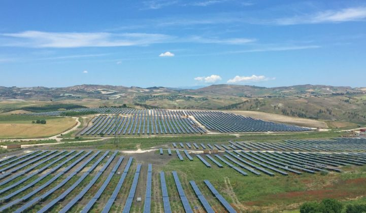 Coronavirus Halts Emergence of Subsidy-Free Solar in Italy