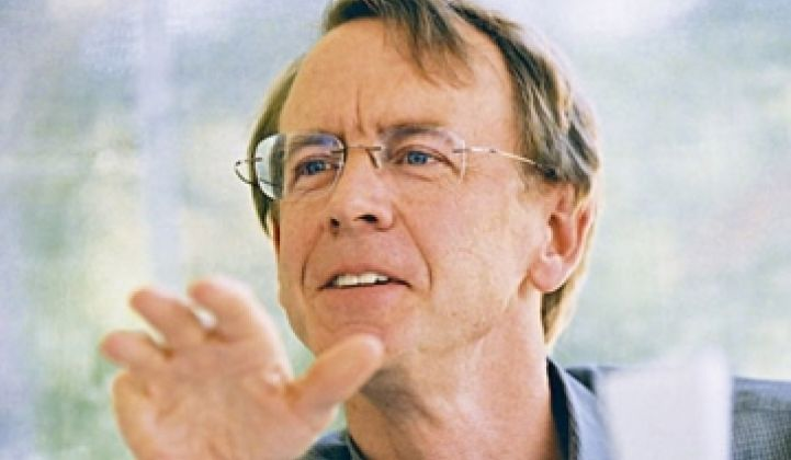 Green Kingpins Part 3: VC John Doerr of KPCB