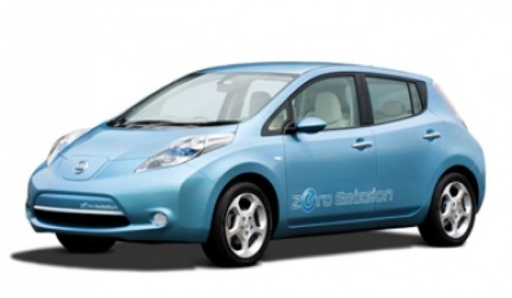 Told You So: Nissan Close to Profitability on Leaf