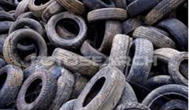 The Saudi Arabia of Old Tires