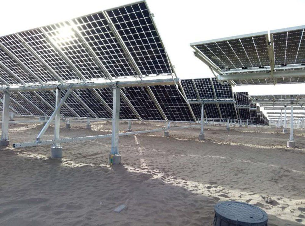 Modules that produce energy on both sides are one of the solar industry's new shiny objects.