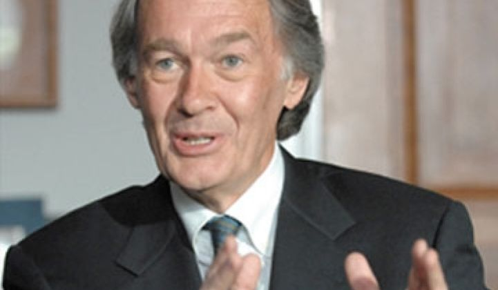 Ed Markey Launches Bill to Give Consumers Access to Power Consumption