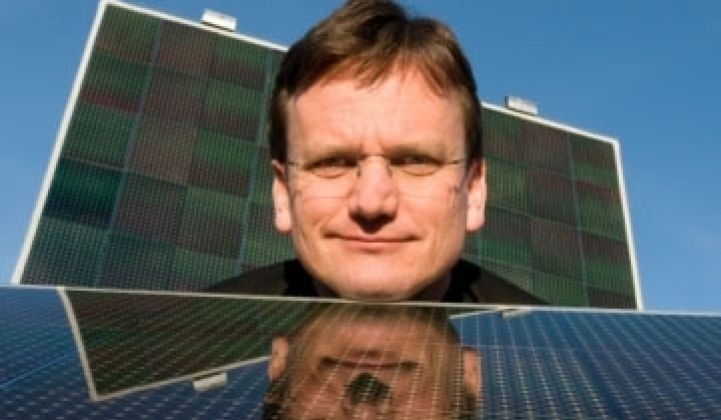 Nanosolar Shocker: Chip Veteran Tate Becomes CEO