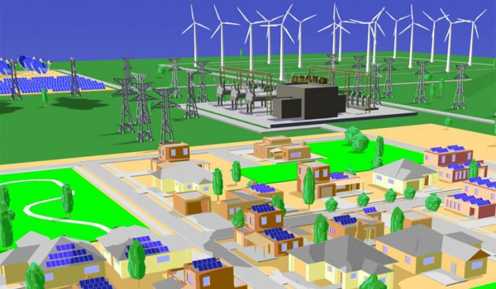 Solar and Other Renewables Are Key Inputs for Next-Gen Microgrids