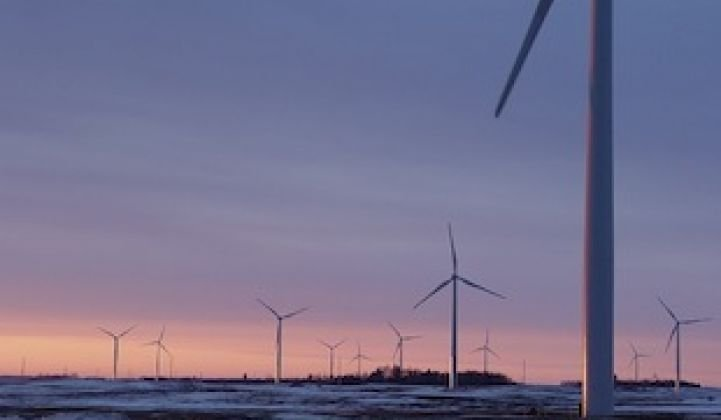 Wind Power Said to Beat Natural Gas in Midwest