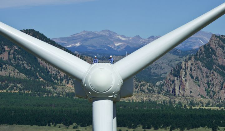 Wind Industry Deployed 2GW in Big First Quarter