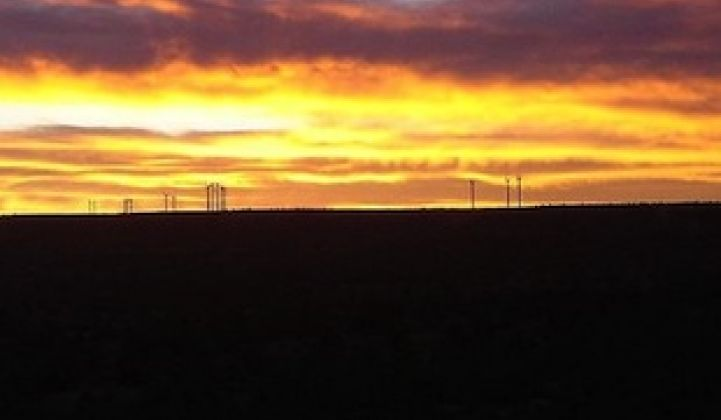Is a Giant Wind Farm in New Mexico's Future?