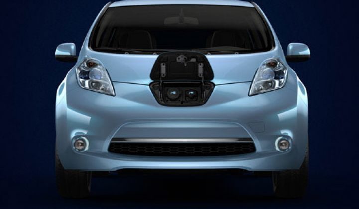 Nissan's Ghosn on the Future of the Zero-Emission Car