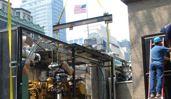 New York Looks to Cement Its Lead as Microgrid Capital of the World