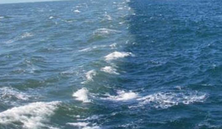 FERC, Maine Agreement Could Expedite Ocean Renewable Power Project