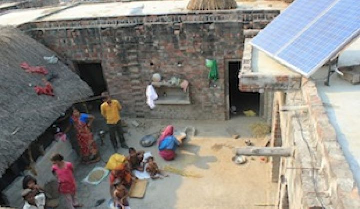 'Social Bankability' Is Needed to Expand Off-Grid Clean Energy
