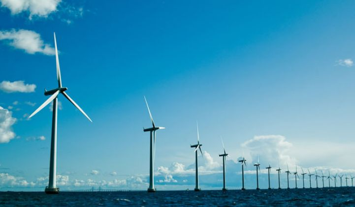 Asian Solar, European Offshore Wind Drives 2014 Renewable Growth