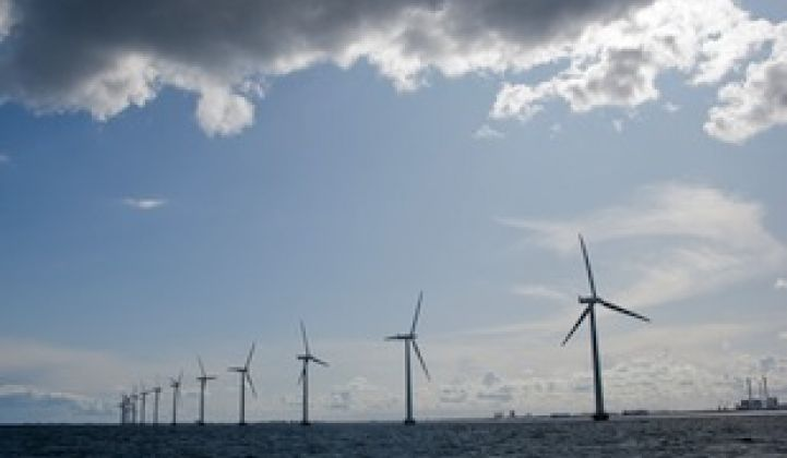 US Has 11 Offshore Wind Farms in the Works (Sort Of)
