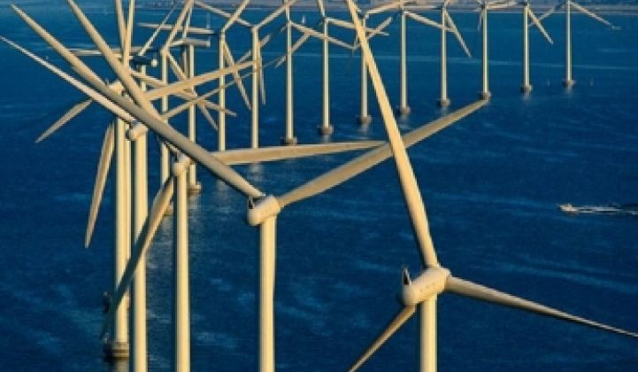 Feds Issue First-Ever Offshore Wind Leases