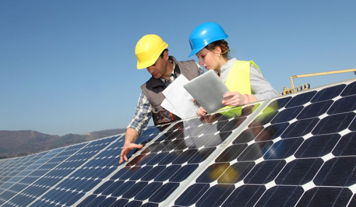 The Growing Split Between Solar Operations and Maintenance