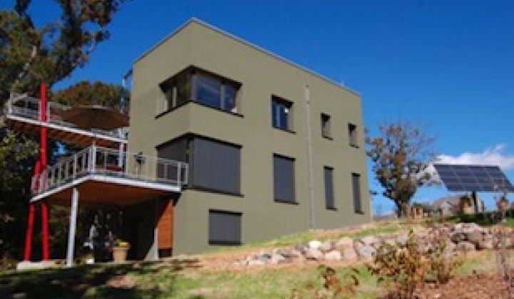 Wisconsin Passive House at Center of Co-Op Solar Dispute