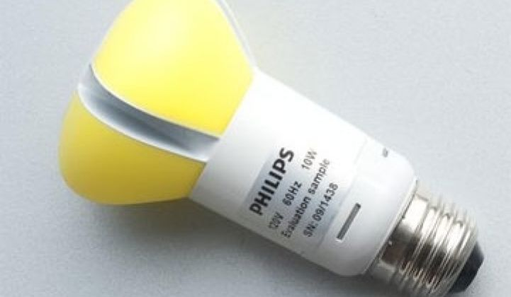 Philips LED Bulb to Cost Around $60