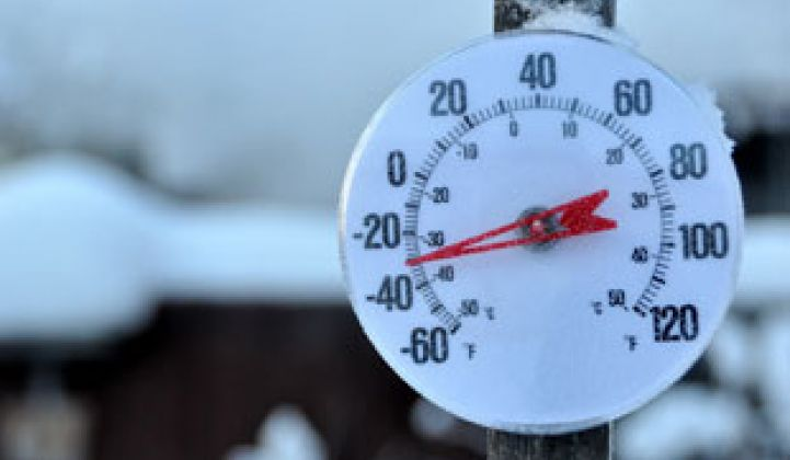 Polar Vortex Drives Record Winter Energy Use in PJM