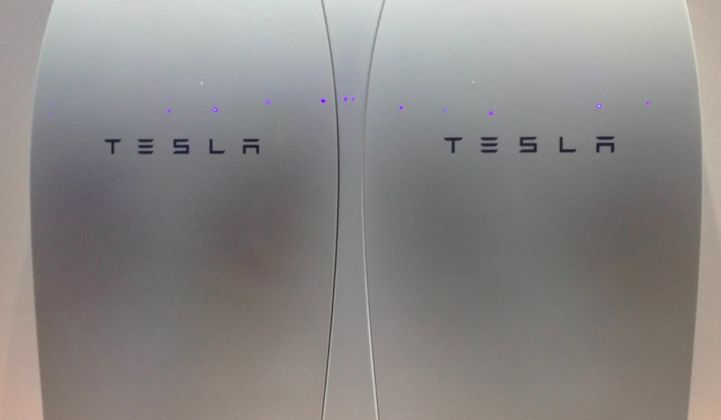 Tesla Battery Bottom Line: $3,500 for a 10-Kilowatt-Hour Storage System
