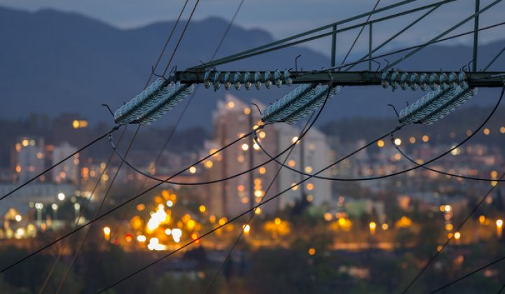 4 Trends Reshaping the Power Sector