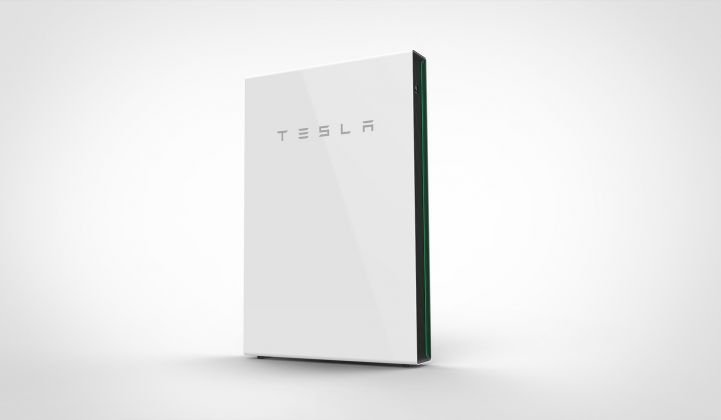 The New Tesla Powerwall Is Actually Two Different Products