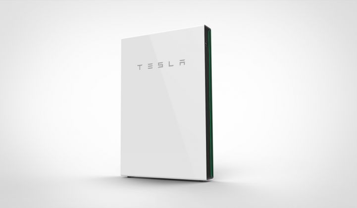 Here's Everything New About Tesla's Updated Powerwall 2.0