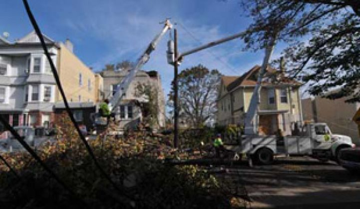 Grid Resiliency Doesn't Come Cheap in New Jersey