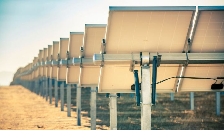 Solar Trackers 2017: A Growth Sector in a 'Negative Growth