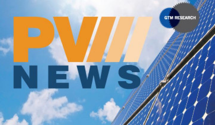 December PV News: Feed-In Tariff Comparison, Utility PV Procurement Strategies, and More
