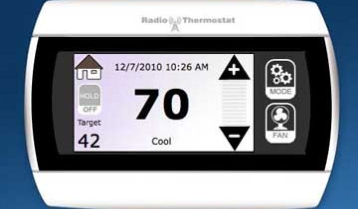 Cheap Wi-Fi Thermostats Arrive at Home Depot