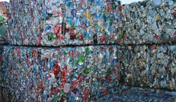 Recycling to Become More Popular with VCs?