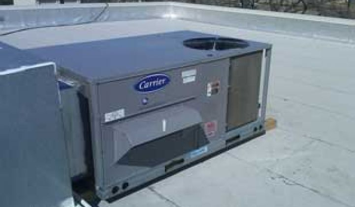 Regen Energy and Carrier Partner for Rooftop AC Efficiency