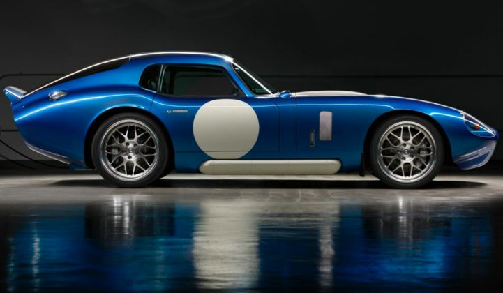 Unstealthed: A VC-Funded Electric Supercar in a Shelby Chassis