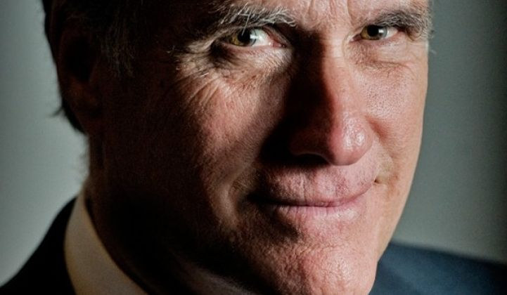 Romney Sees North American Energy Independence by 2020