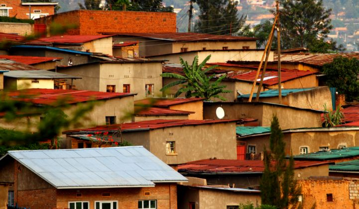 Ignite Power Will Bring Solar to 250,000 Homes in Rwanda by 2018