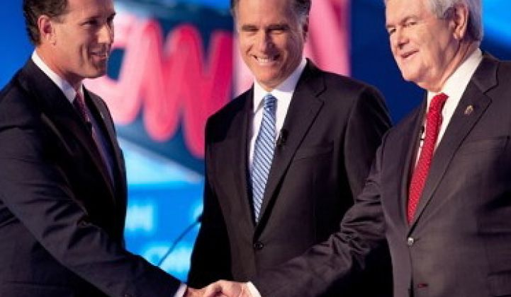 What Are the Santorum, Romney and Gingrich Plans for Energy in the US?