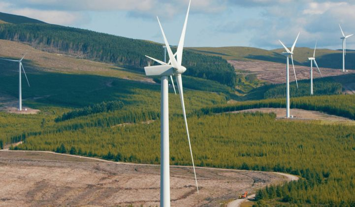 The move is part of a major strategic restructuring that would also see ScottishPower investing $6.9 billion in renewables and cleantech.