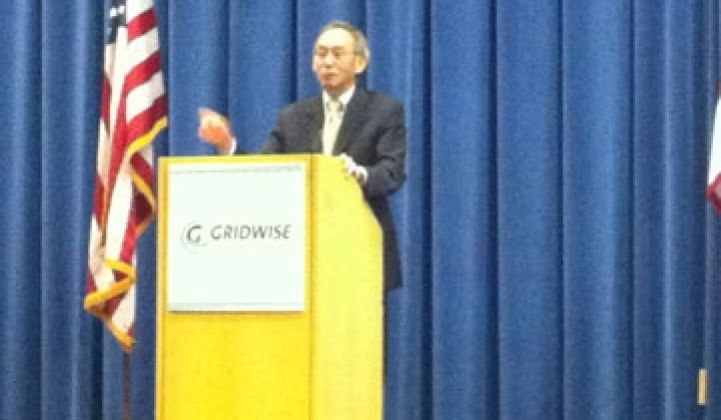 Steven Chu Speaks at GridWise