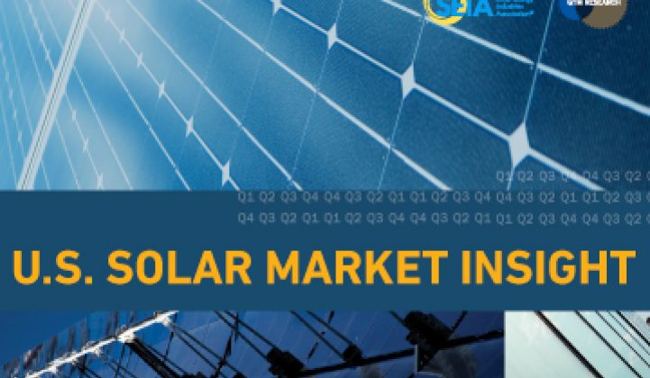 New Report Shows US Solar Outpaces Global Market: PV Demand Grows 69% Over 2010